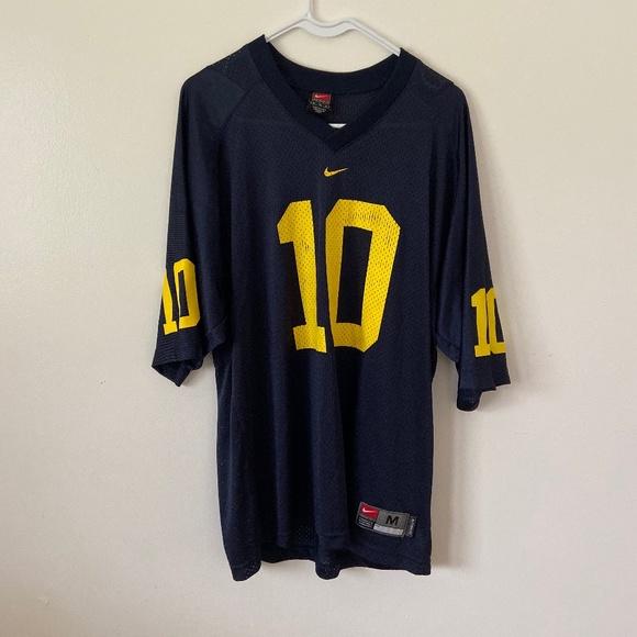 Vintage Nike Tom Brady Michigan Wolverines Jersey